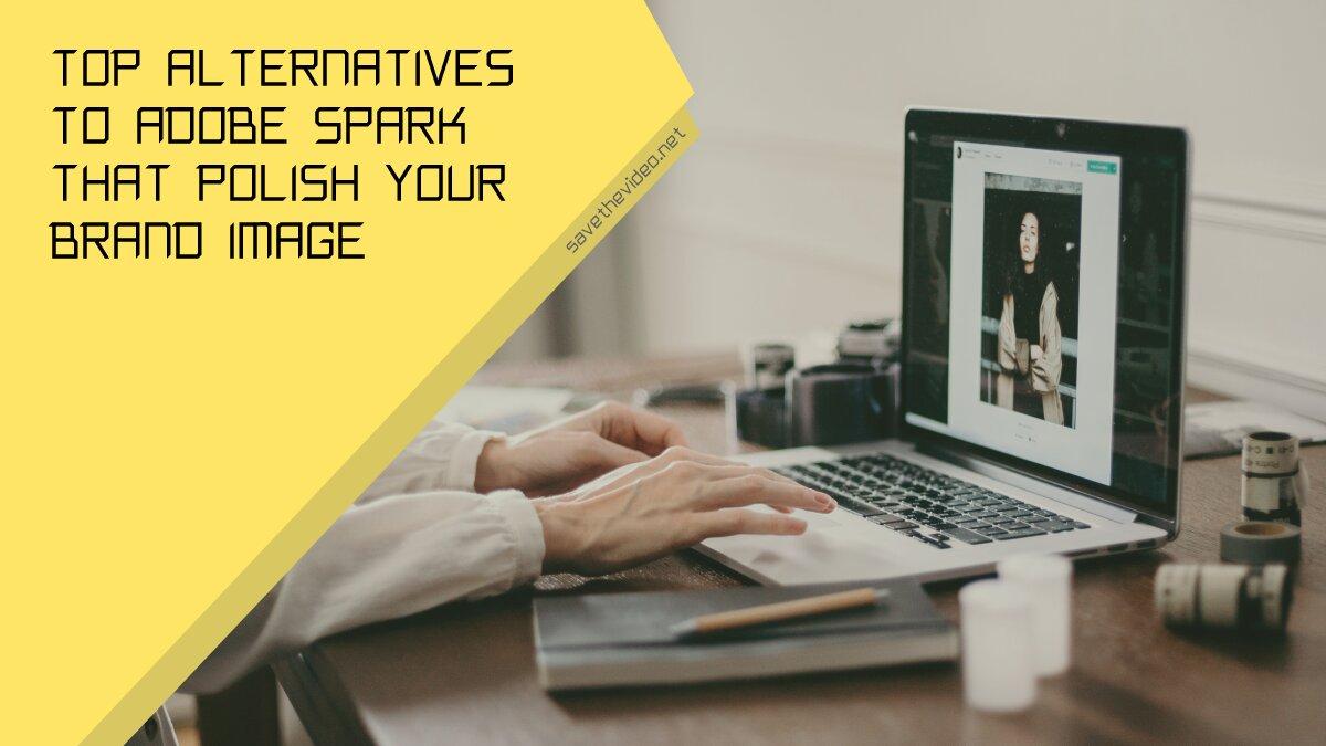 Alternatives to Adobe Spark