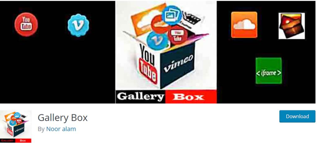 Gallery Box banner