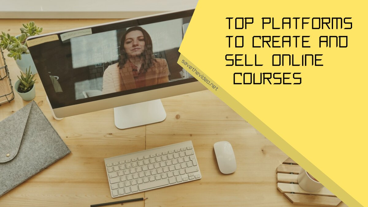 Top platforms to sell online courses