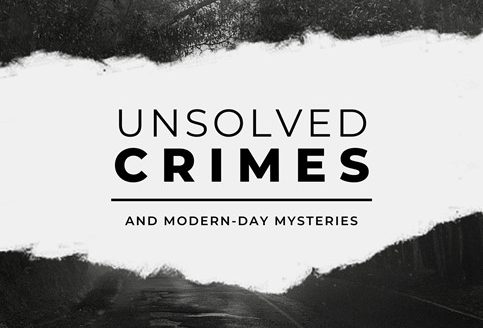 Unsolved Crimes cover