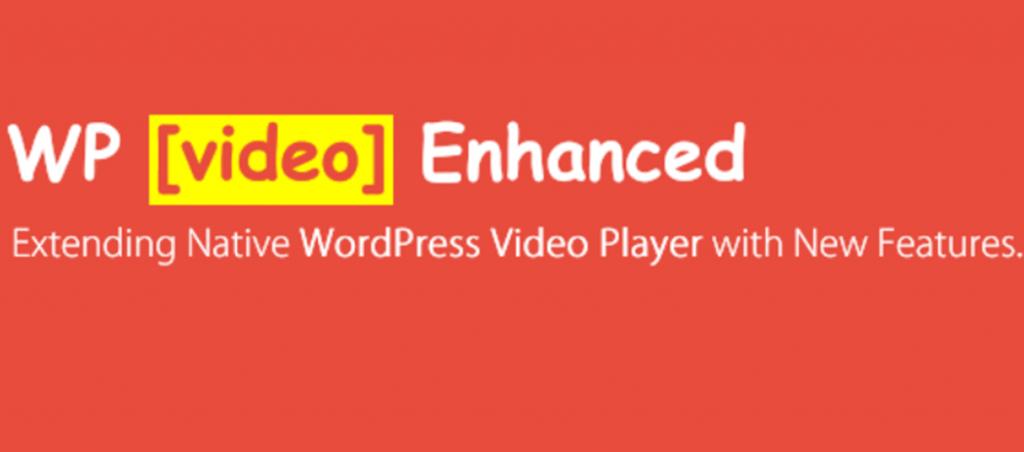 WP Video Enhanced banner