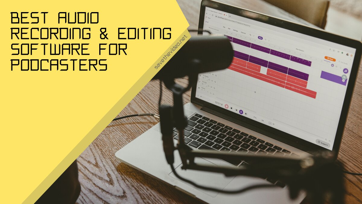 Best audio software for podcasters
