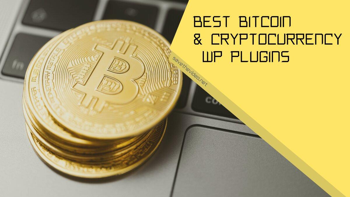 Best Bitcoin WP plugins