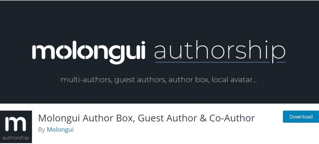 Monogui Author Box banner