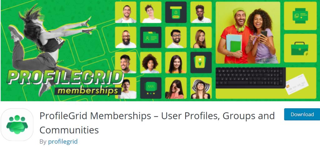 ProfileGrid Memberships-banner