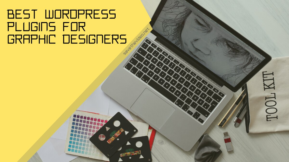 Best WordPress plugins for Graphic Designers