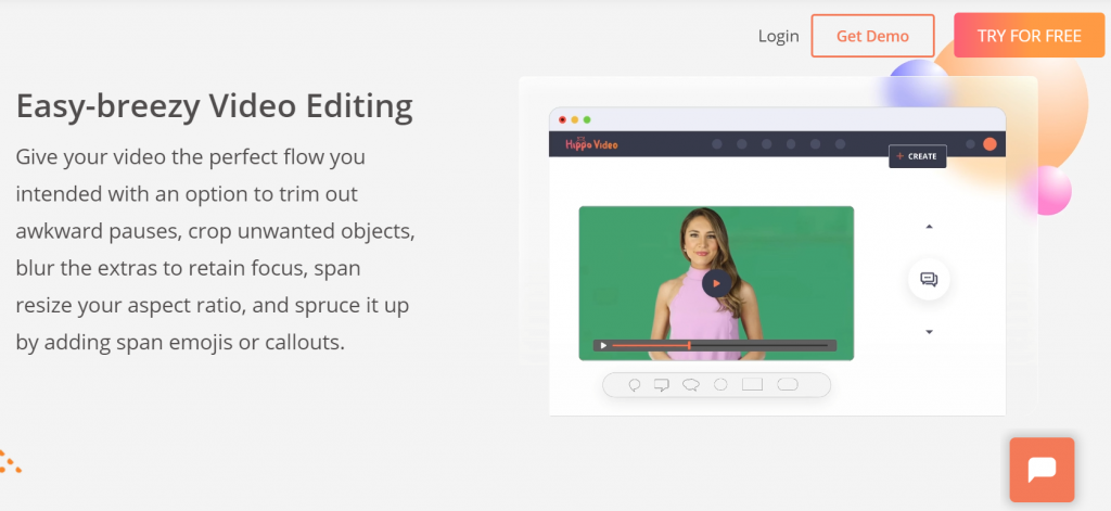 Hippo Video Video Editor