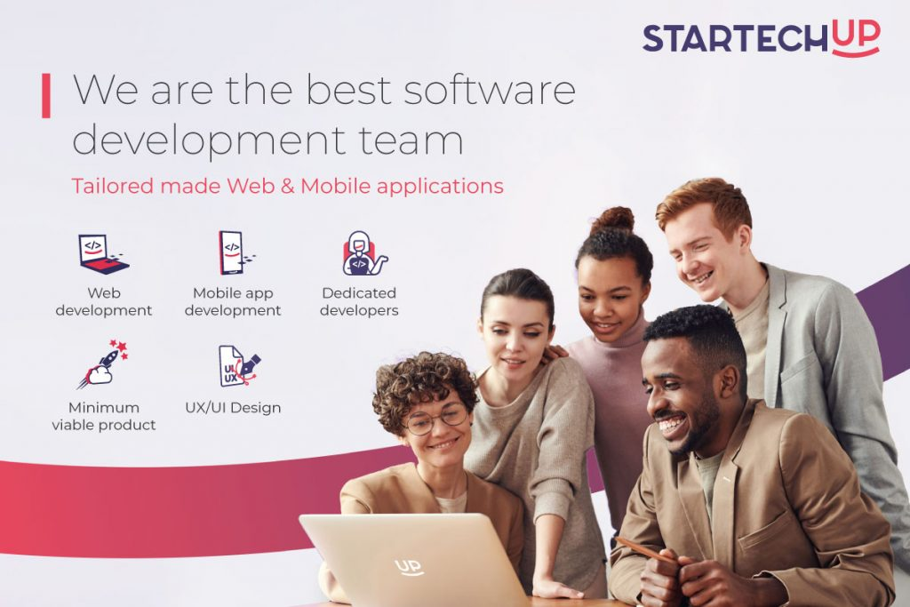 Starttechup website