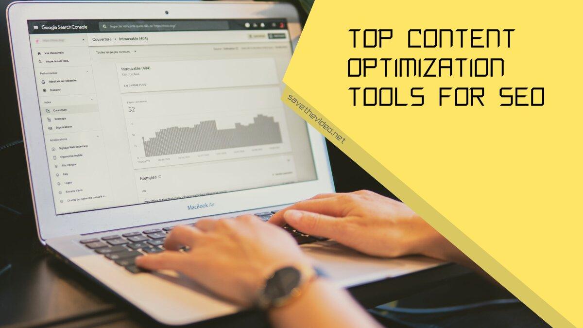Top Content Optimization Tools